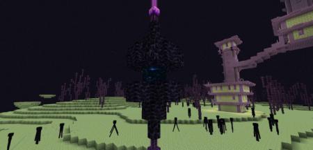 Скачать The Endergetic Expansion для Minecraft 1.16.4