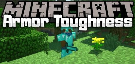 Скачать Armor Toughness Bar для Minecraft 1.16.1