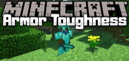 Скачать Armor Toughness Bar для Minecraft 1.16.4