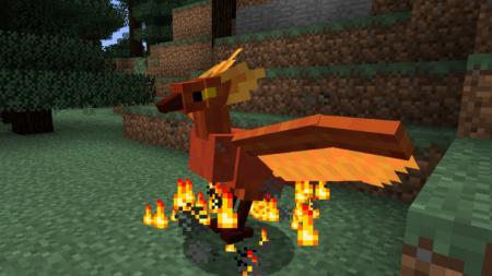 Скачать Exotic Birds для Minecraft 1.16.4