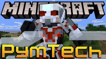 Скачать PymTech для Minecraft 1.16.4