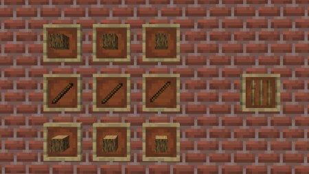 Скачать Additional Bars для Minecraft 1.16.4