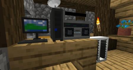 Скачать IAmMusicPlayer для Minecraft 1.16.4