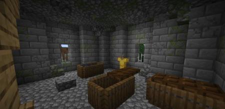 Скачать Dungeons Plus для Minecraft 1.15.1