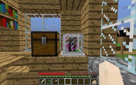 Скачать Tiny Mob Farm для Minecraft 1.16.4
