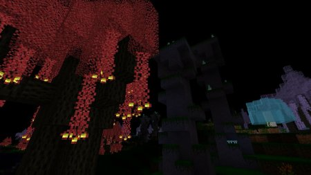 Скачать Neverdark для Minecraft 1.16.3