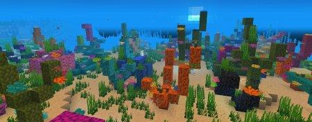 Скачать Upgrade Aquatic для Minecraft 1.16.3