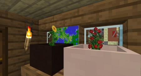 Скачать Botany Pots для Minecraft 1.16.5