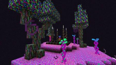 Скачать Scourge Ascending для Minecraft 1.15.2