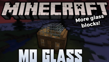 Скачать Mo Glass для Minecraft 1.14.2