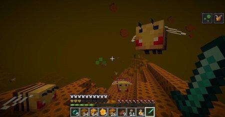 Скачать The Bumblezone для Minecraft 1.15.1