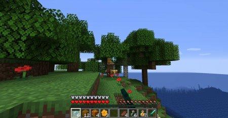 Скачать The Bumblezone для Minecraft 1.16.5