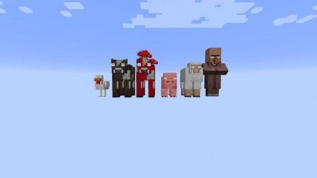 Скачать The Legend of Herobrine для Minecraft 1.16.5