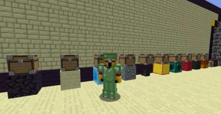 Скачать MoreCraft для Minecraft 1.11.2
