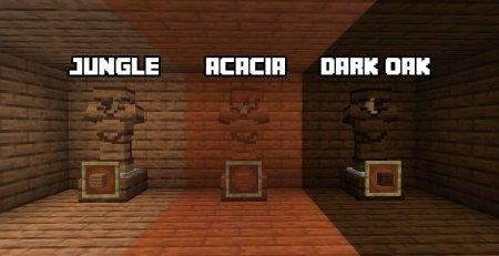 Скачать Extra Armor для Minecraft 1.16.5