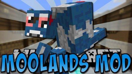 Скачать Moolands для Minecraft 1.15.2