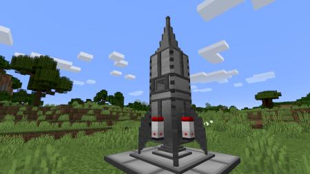Скачать Space-BossTools для Minecraft 1.15.1