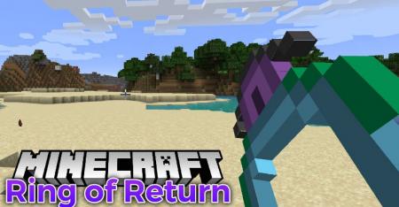 Скачать Ring of Return для Minecraft 1.15.1