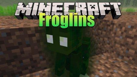 Скачать Froglins для Minecraft 1.16.2