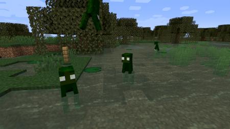 Скачать Froglins для Minecraft 1.16.5