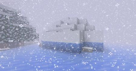 Скачать Primal Winter для Minecraft 1.15