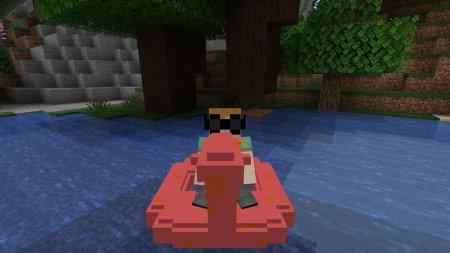 Скачать Floats n Decor для Minecraft 1.16.4