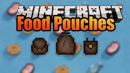 Скачать Food Pouches для Minecraft 1.16.1
