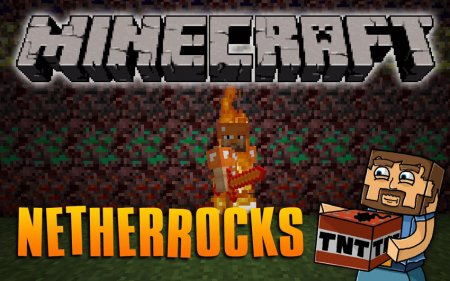 Скачать Netherrocks для Minecraft 1.16.5
