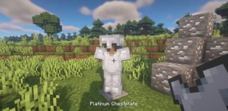 Скачать Simply Platinum для Minecraft 1.16.5