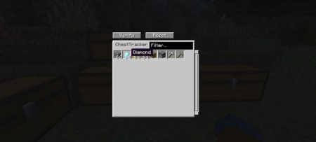 Скачать Chest Tracker для Minecraft 1.16.4