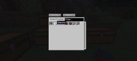Скачать Chest Tracker для Minecraft 1.16.5
