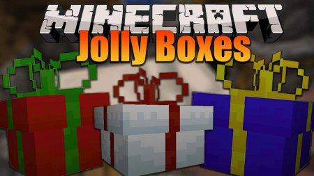 Скачать Jolly Boxes для Minecraft 1.16.5