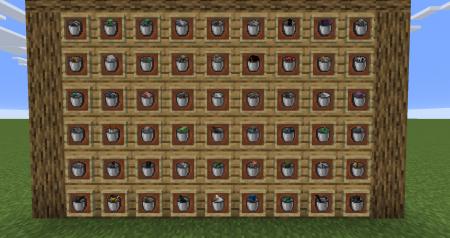 Скачать Get In The Bucket для Minecraft 1.16.5