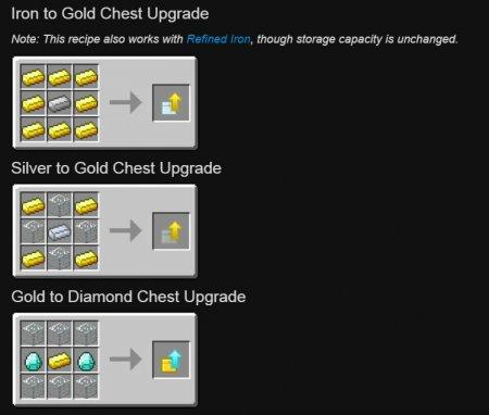 Скачать Iron Chests для Minecraft 1.16.5