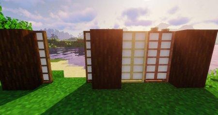 Скачать Macaw's Doors для Minecraft 1.16.5