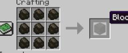 Скачать Dwarf Coal для Minecraft 1.14