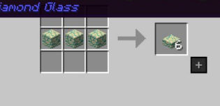 Скачать Diamond Glass для Minecraft 1.16.4