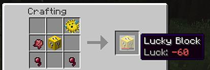 Скачать Lucky Block для Minecraft 1.16.5