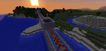 Скачать Useful Railroads для Minecraft 1.16.5