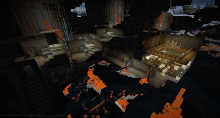 Скачать Save My Stronghold для Minecraft 1.16.4