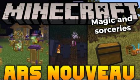 Скачать Ars Nouveau для Minecraft 1.16