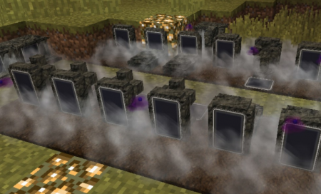 Скачать Corail Tombstone для Minecraft 1.15.1