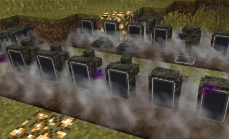 Скачать Corail Tombstone для Minecraft 1.16.5