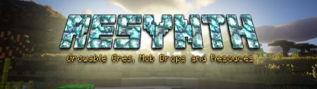 Скачать Resynth для Minecraft 1.16.5