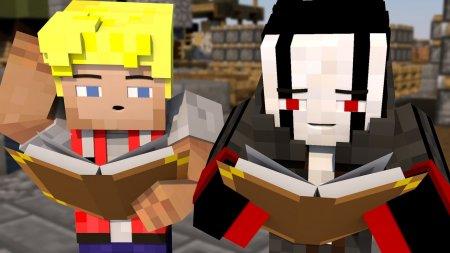 Скачать Hardcore Questing Mode для Minecraft 1.12.2