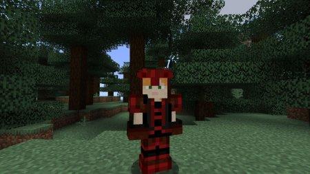 Скачать MC Story Mode Armors для Minecraft 1.16.5