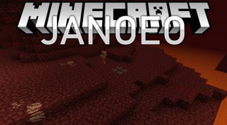 Скачать JANOEO для Minecraft 1.16.4