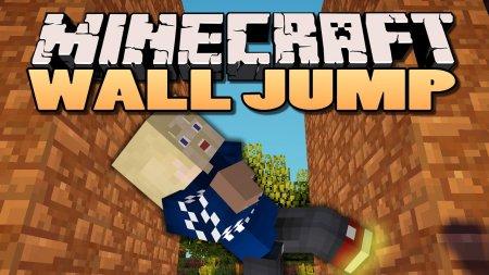 Скачать Wall Jump Remake для Minecraft 1.16.5