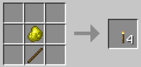 Скачать Realistic Torches для Minecraft 1.15.1