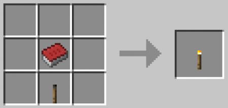 Скачать Realistic Torches для Minecraft 1.16.5